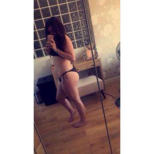 bikini 22 weks
