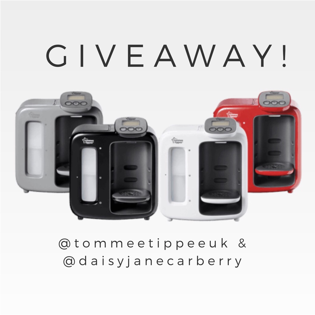 Tommee Tippee Review Giveaway Daisy Jane Carberry